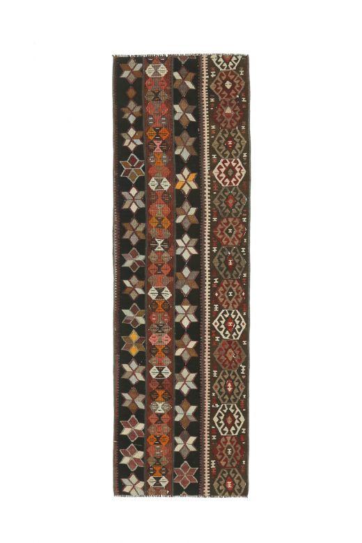 2x6 Wool Vintage Runner Rug