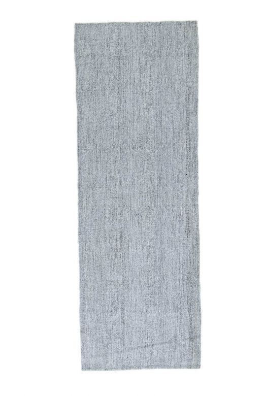2x7 Vintage Kilim Rug Gray Runner