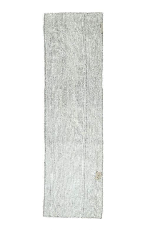 3x10 Vintage Kilim Solid Runner