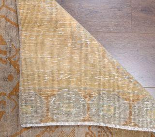 3x12 Wool Vintage Runner Rug - Thumbnail