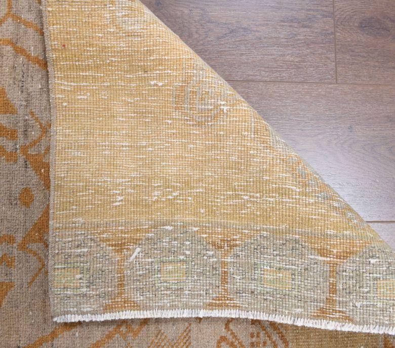3x12 Wool Vintage Runner Rug