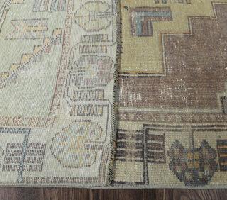 Alba - Farmhouse Decor Vintage Rug - Thumbnail