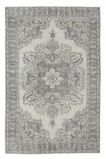Erten - Anatolian Oriental Vintage Rug - Thumbnail