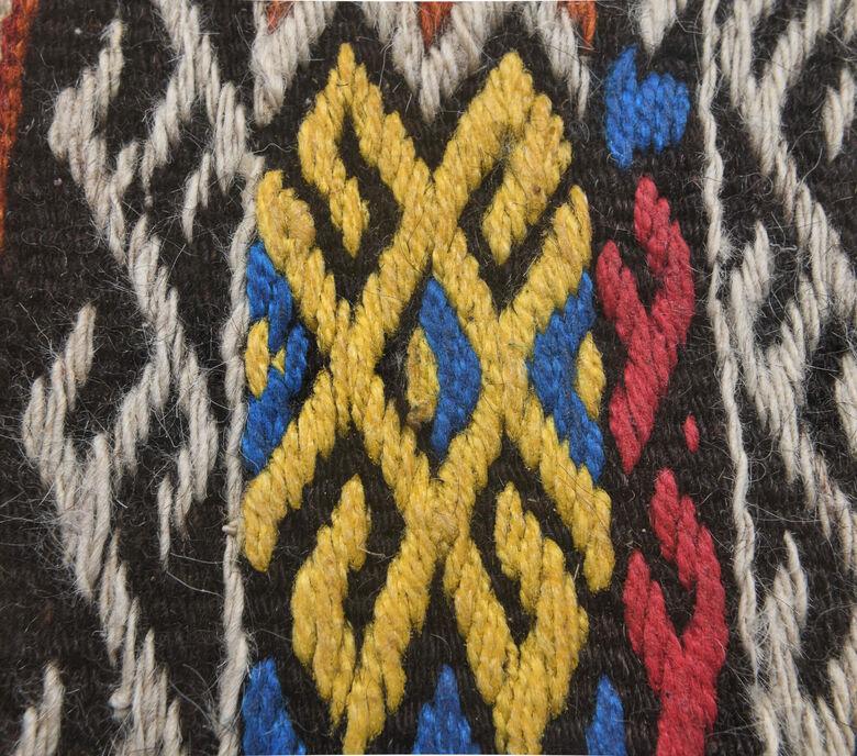 Gunyaruk - Traditional Flatweave Rug