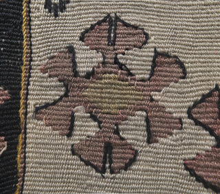 Gusel - Authentic Kilim Flatweave Rug - Thumbnail