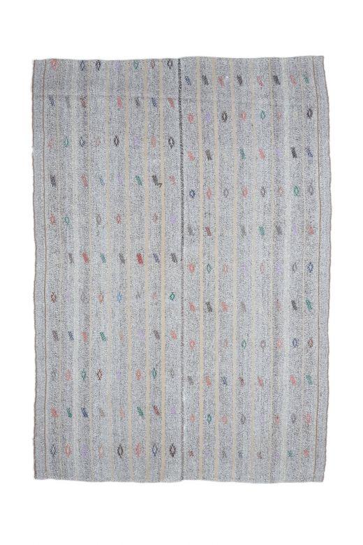 Hazan - 1980s Flatweave Rug