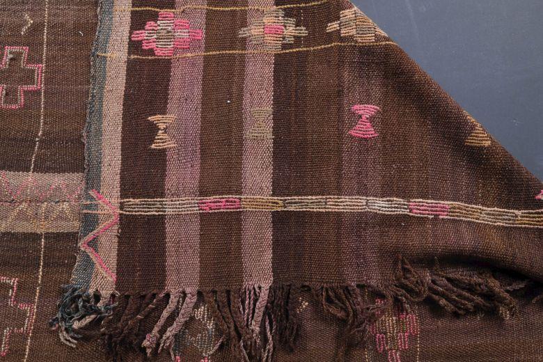 Vintage Large Area Rug