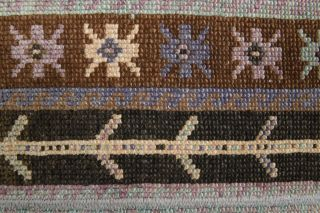 Vintage Patchwork Runner Rug - Thumbnail