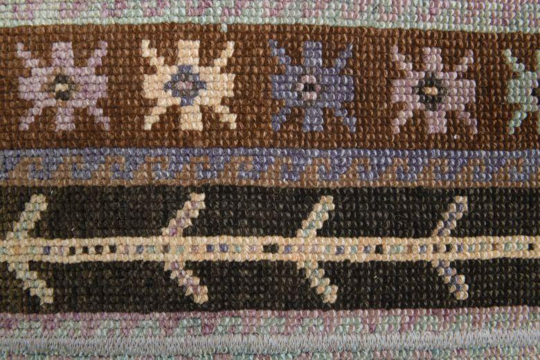 Vintage Patchwork Runner Rug